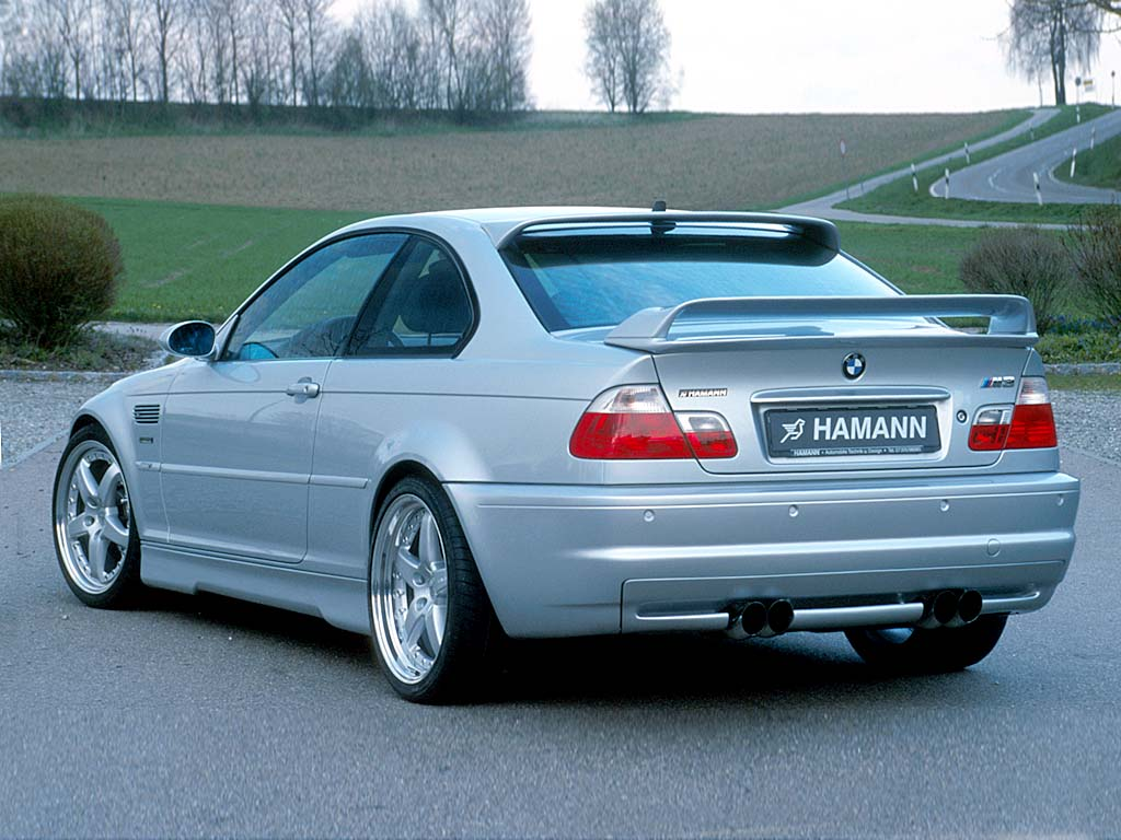 Hamann BMW M3 photo 842