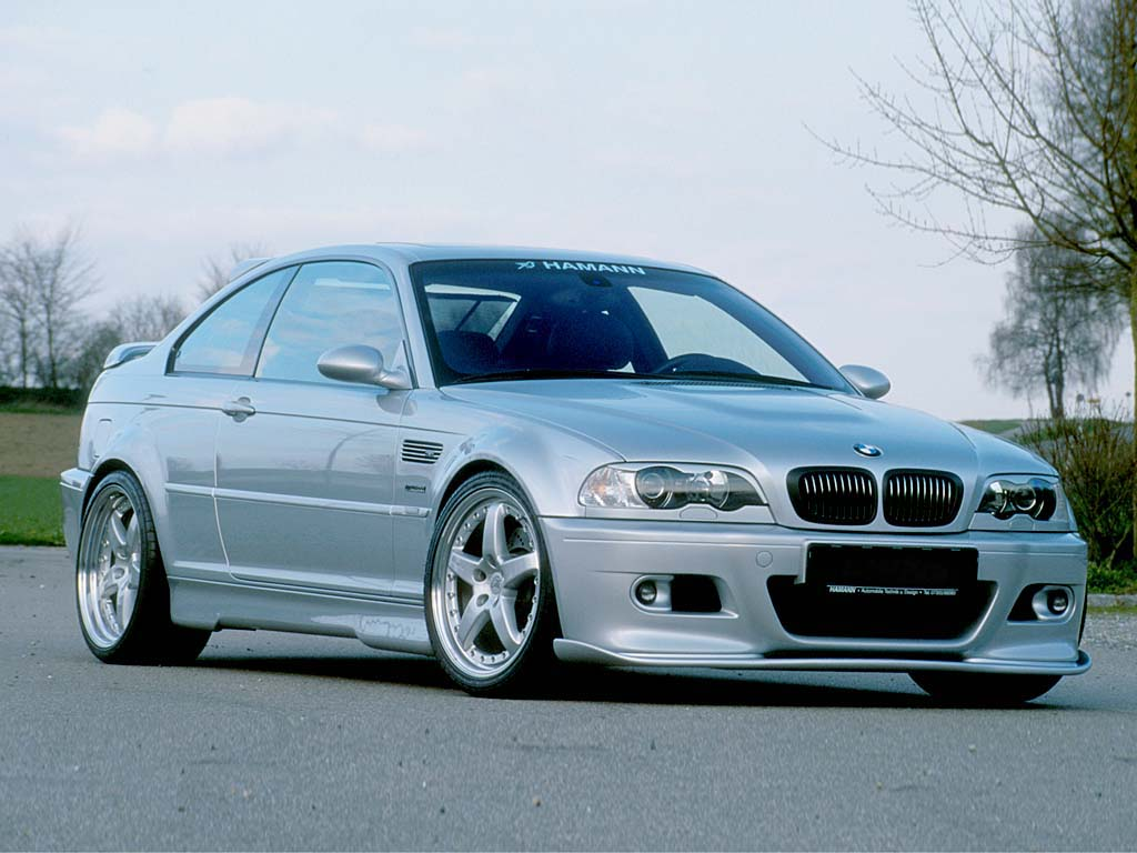 Hamann BMW M3 photo 843