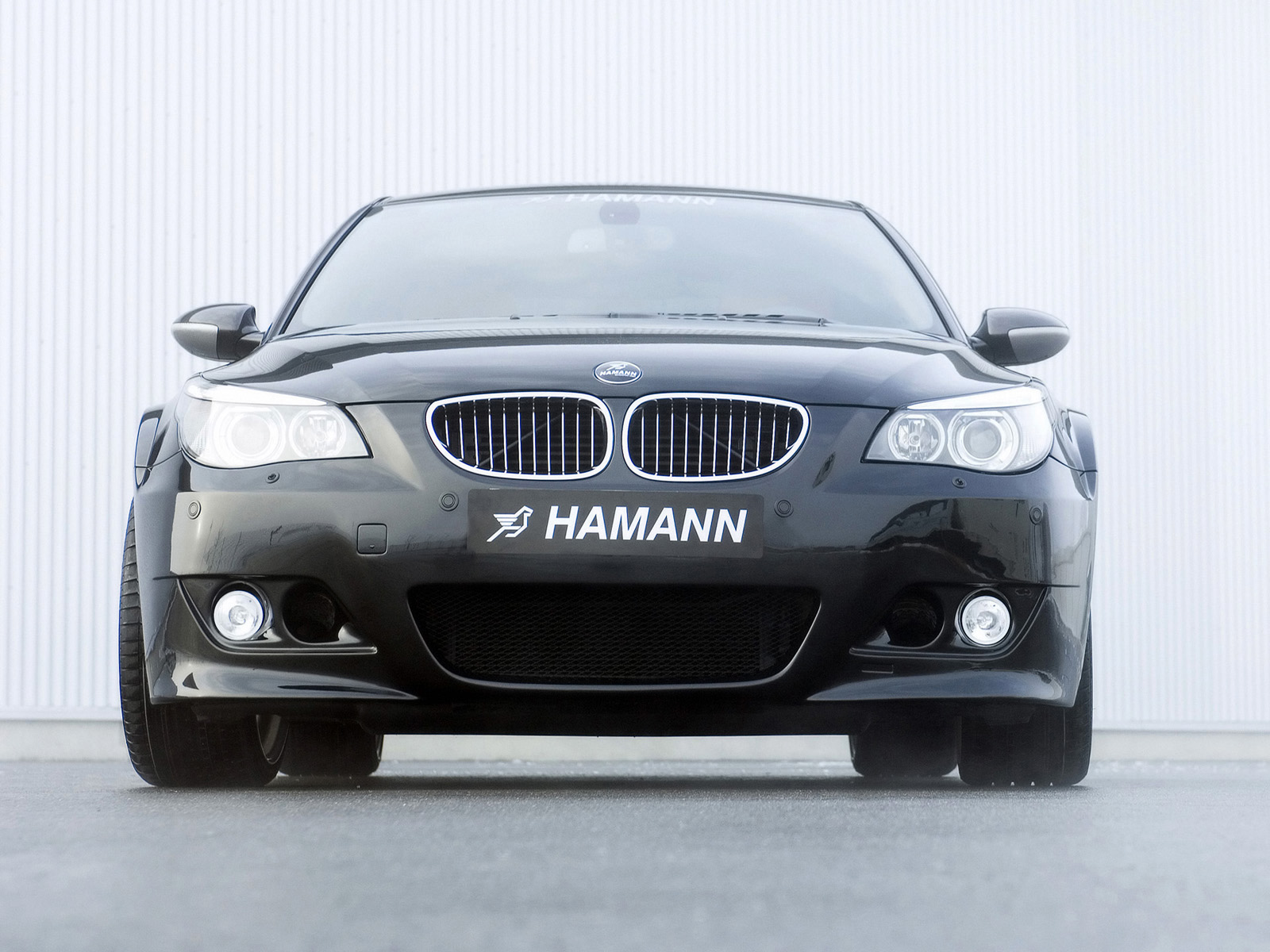Hamann BMW M5 photo 34424