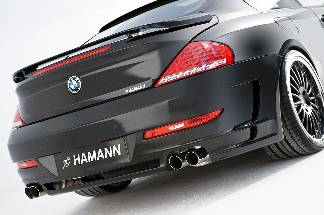 Hamann BMW M6 photo 56954
