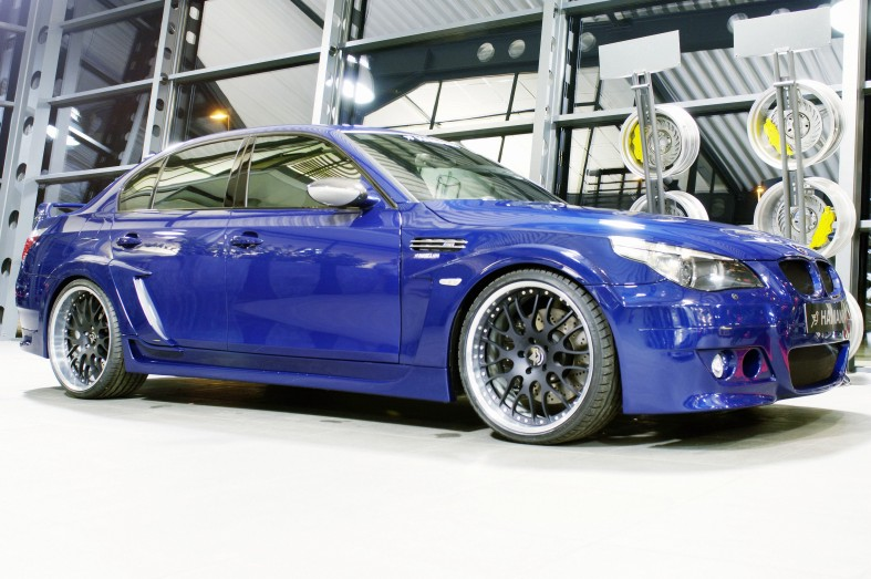 Hamann BMW Widebody M5 E60 Edition Race photo 30586