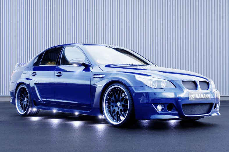 Hamann BMW Widebody M5 E60 Edition Race photo 30592