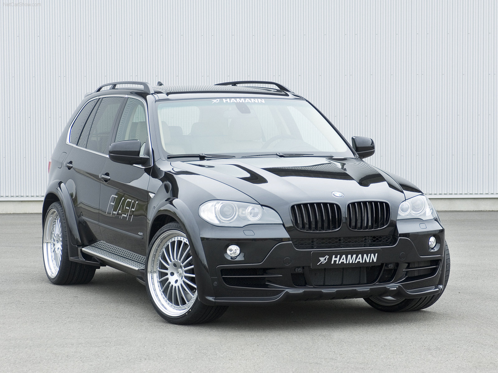 Hamann BMW X5 Flash photo 47762