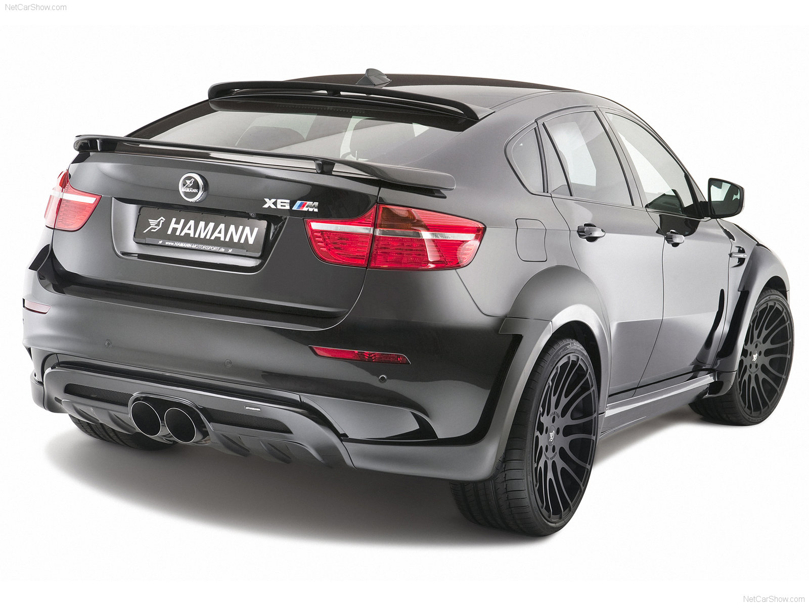 Hamann BMW X6 Tycoon Evo M photo 72450