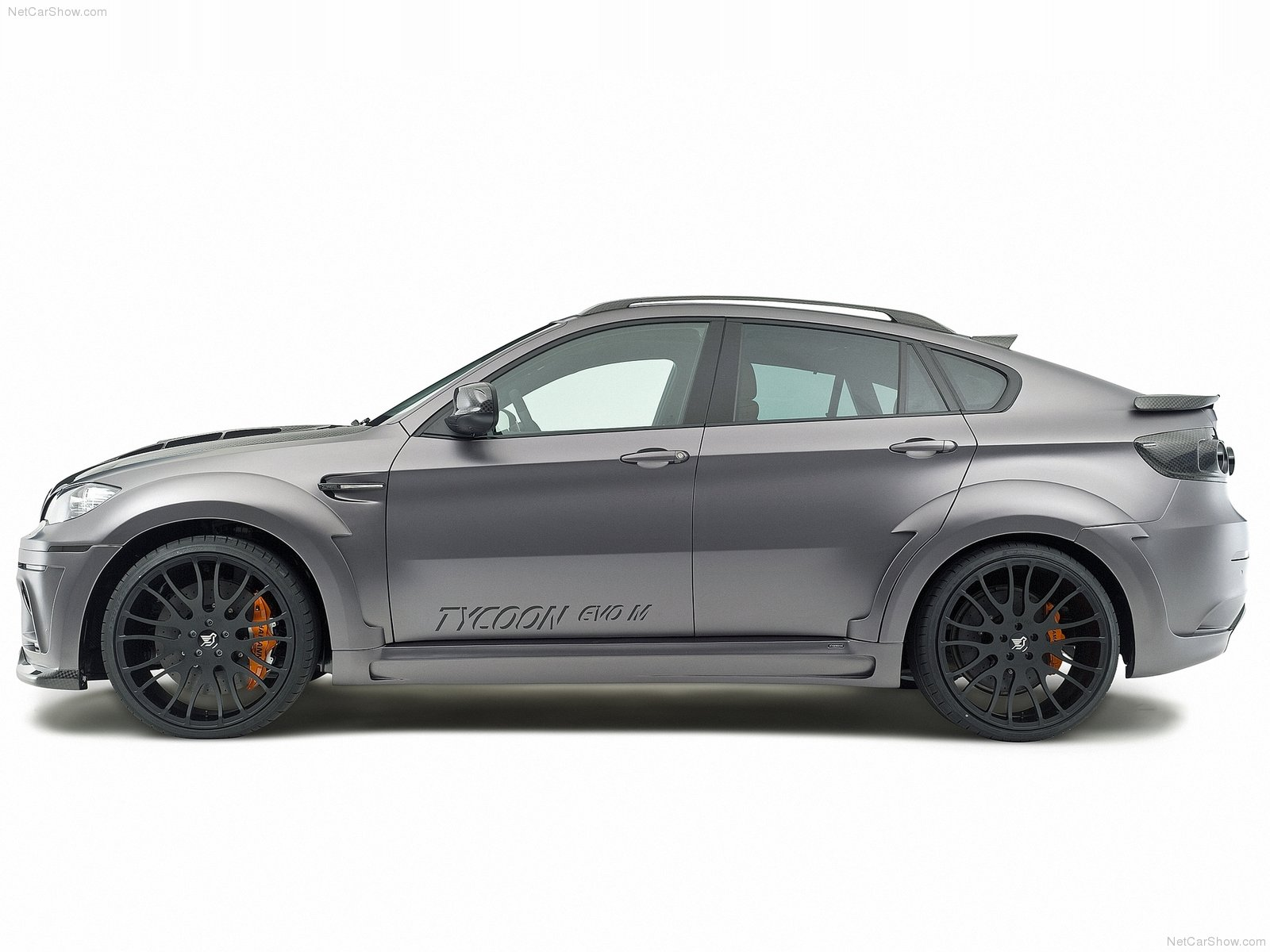 Hamann BMW X6 Tycoon Evo M photo 79312