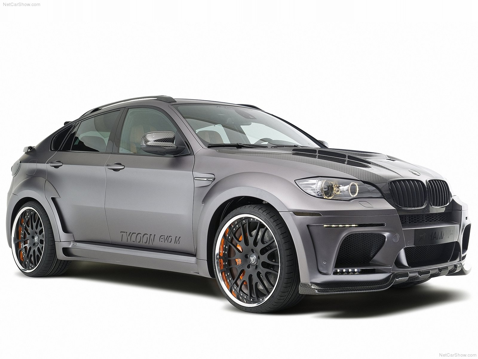 Hamann BMW X6 Tycoon Evo M photo 79313