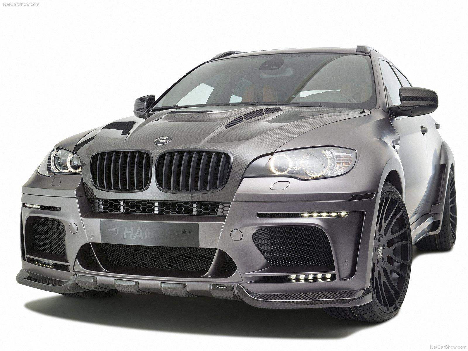 Hamann BMW X6 Tycoon Evo M photo 79315