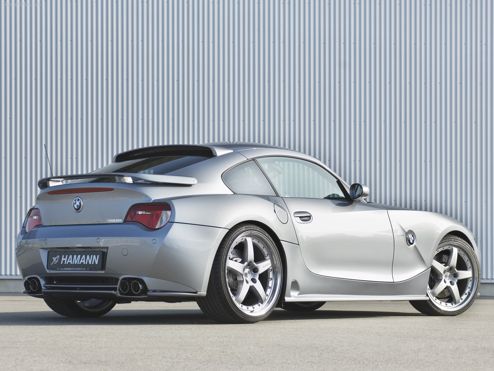 Hamann BMW Z4 M Coupe photo 39452