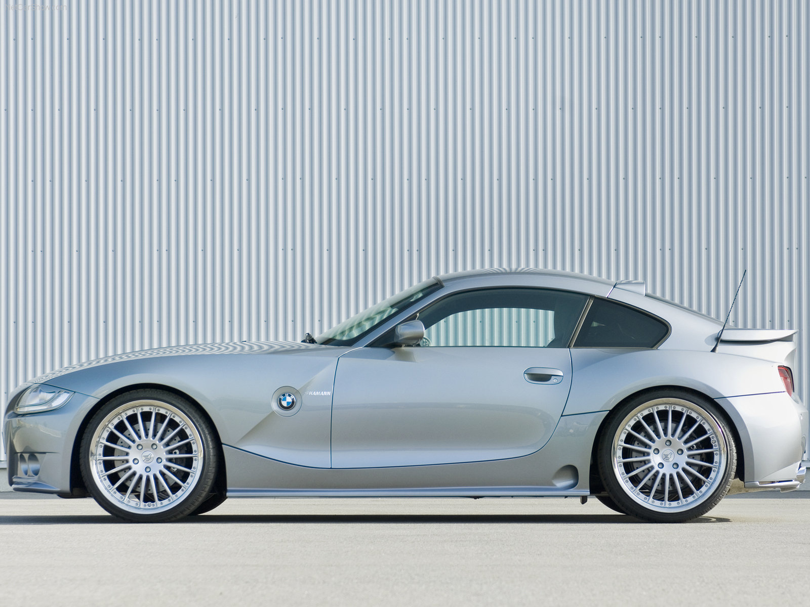 Hamann BMW Z4 M Coupe photo 39454