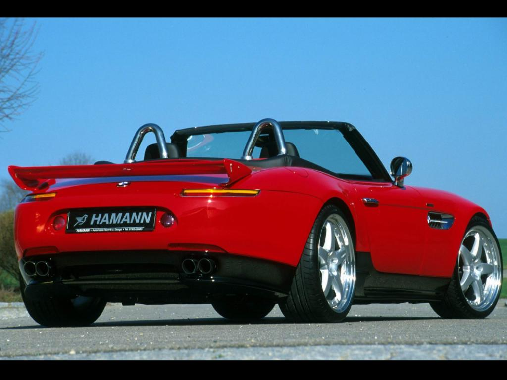 Hamann BMW Z8 photo 13776