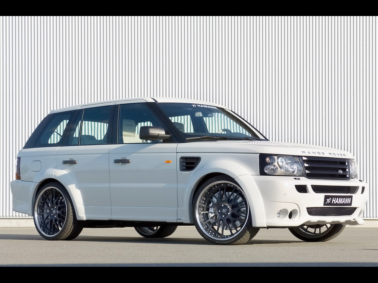 Hamann Conqueror photo 46803
