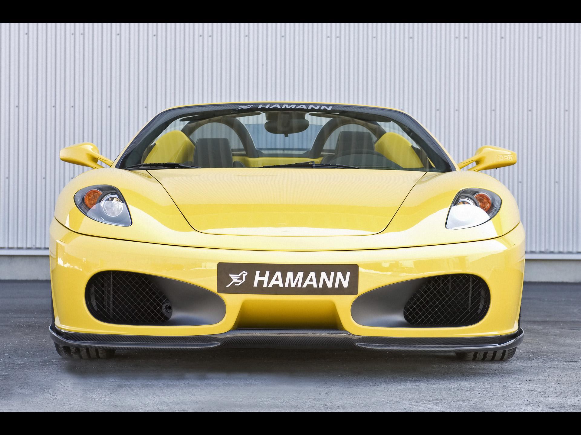 Hamann Ferrari F430 Picture 33040 Hamann Photo Gallery Carsbasecom