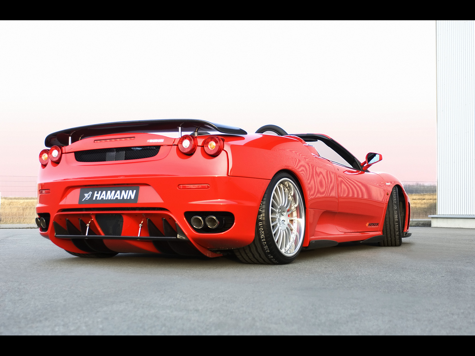 Hamann Ferrari F430 photo 44140
