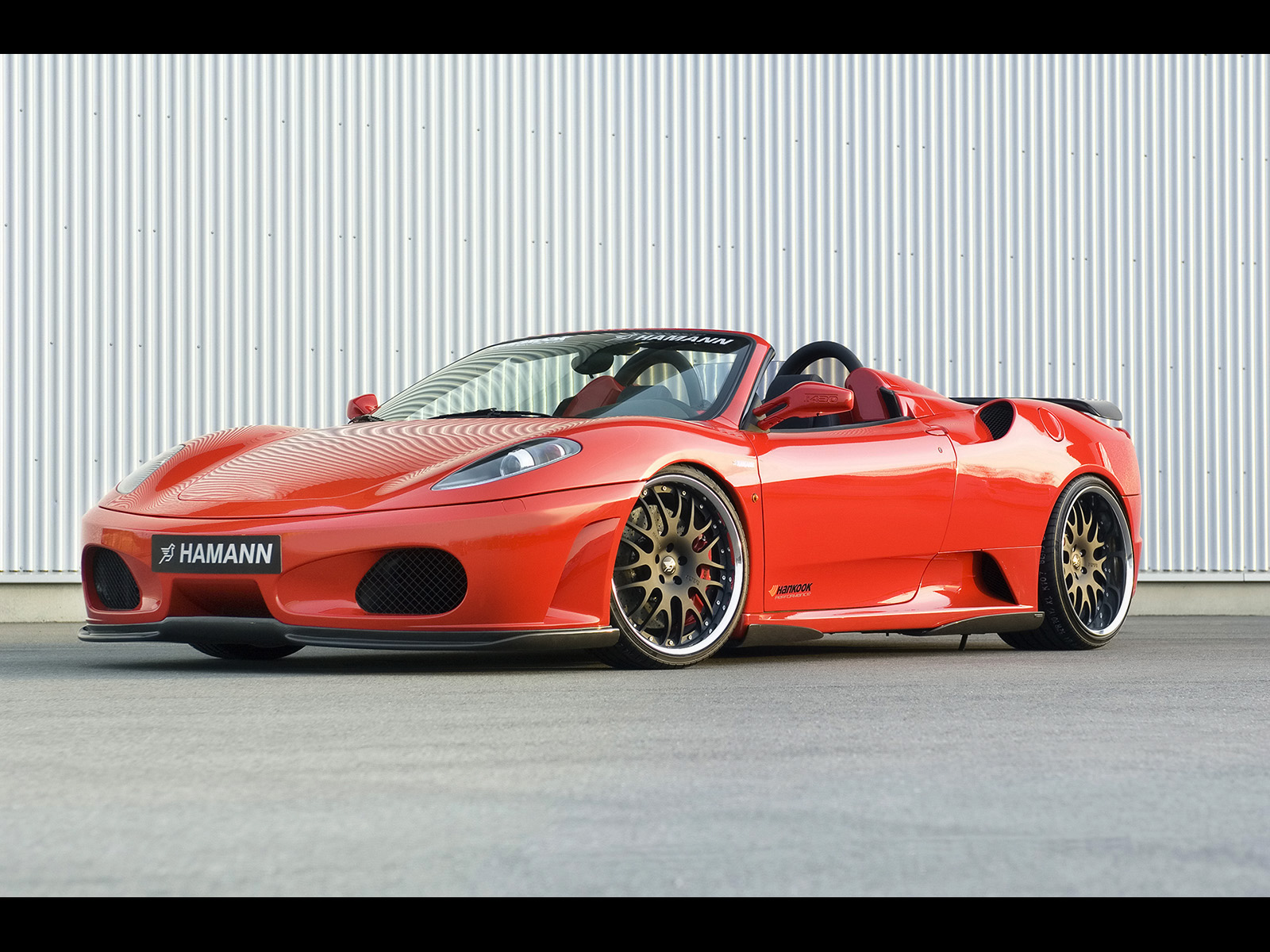 Hamann Ferrari F430 photo 44151