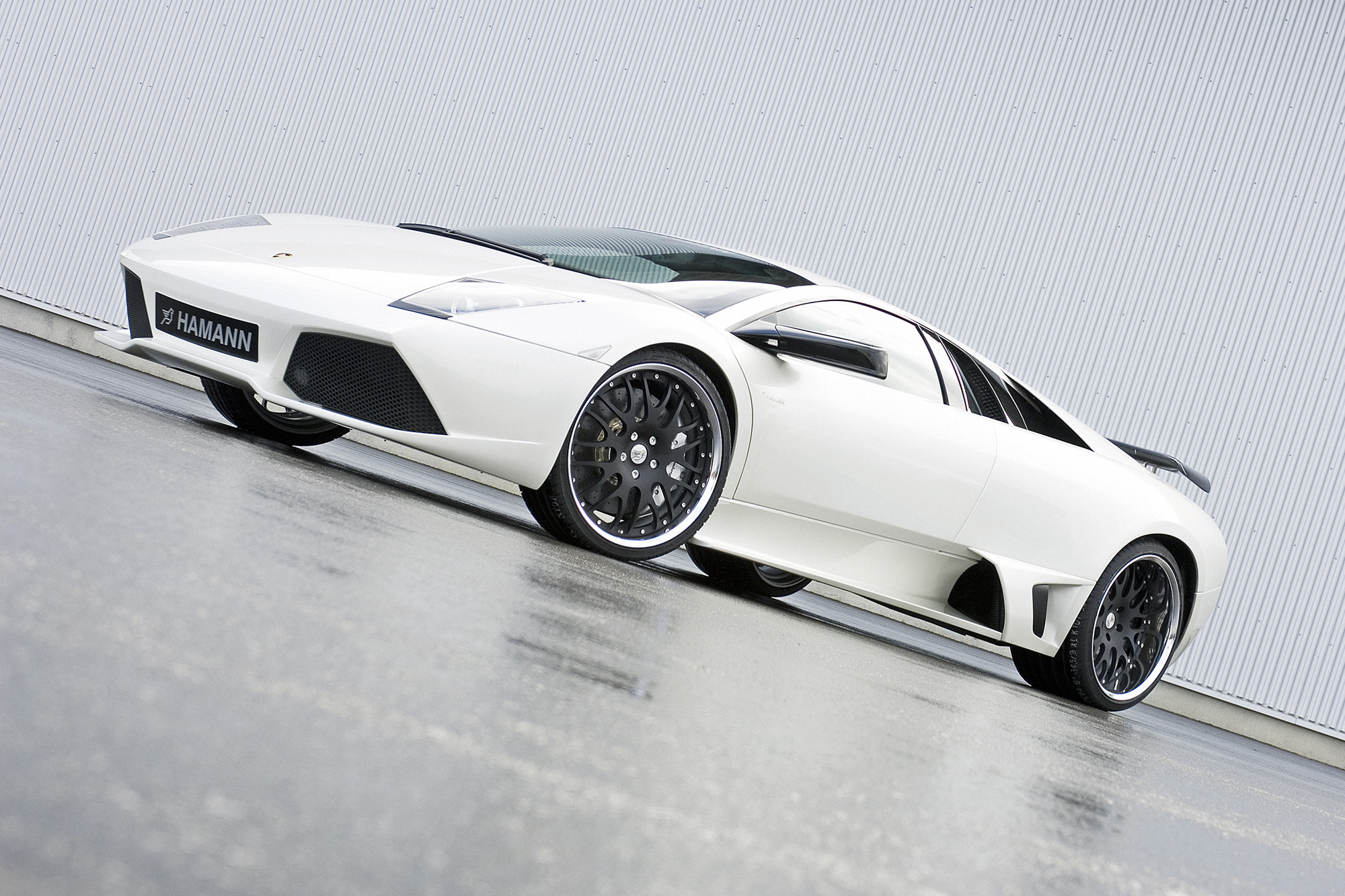 Hamann Lamborghini LP640 photo 42887