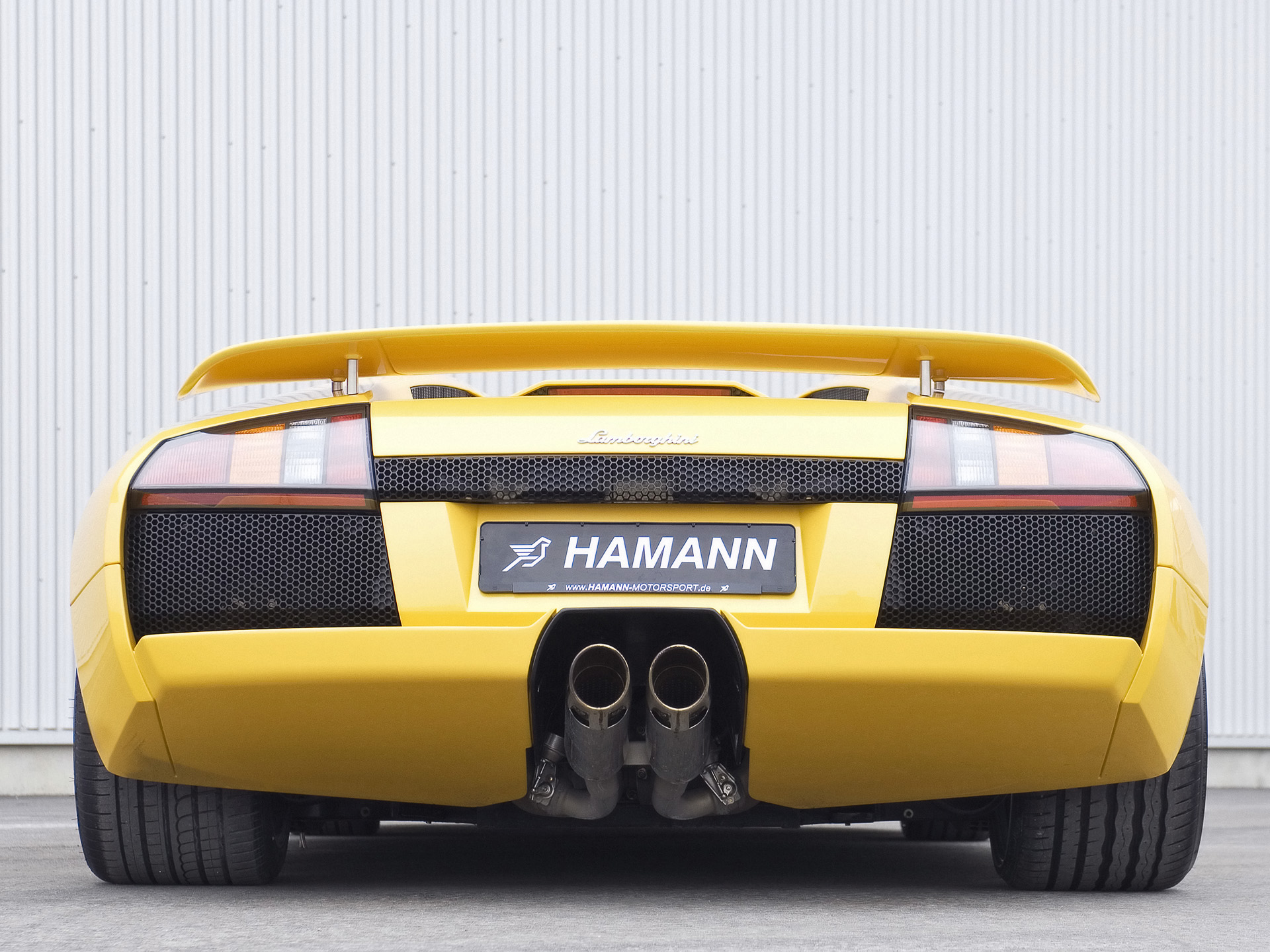Hamann Lamborghini Murcielago photo 36619