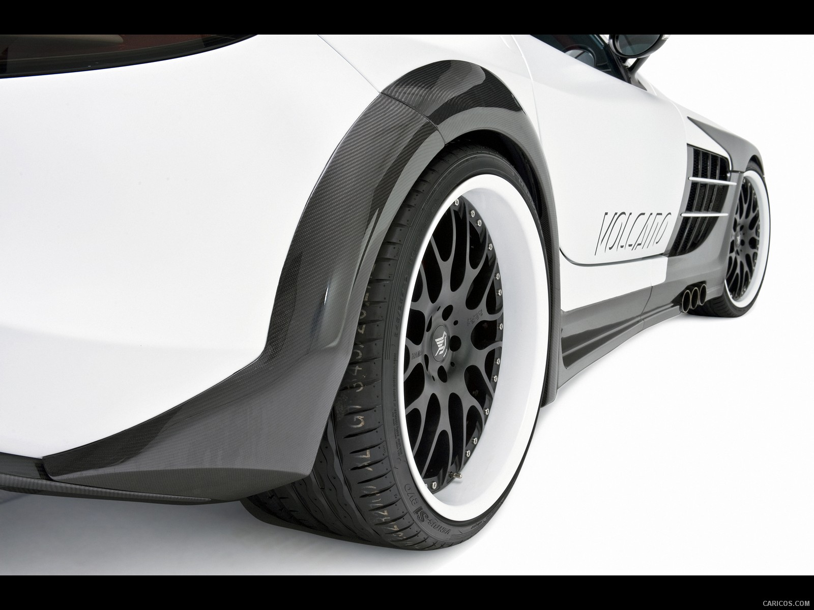 Hamann Mercedes-Benz SLR Volcano photo 132548