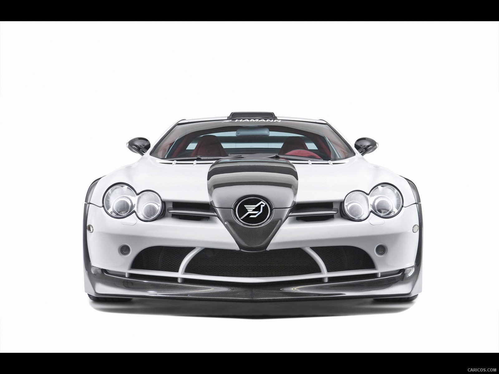 Hamann Mercedes-Benz SLR Volcano photo 132551