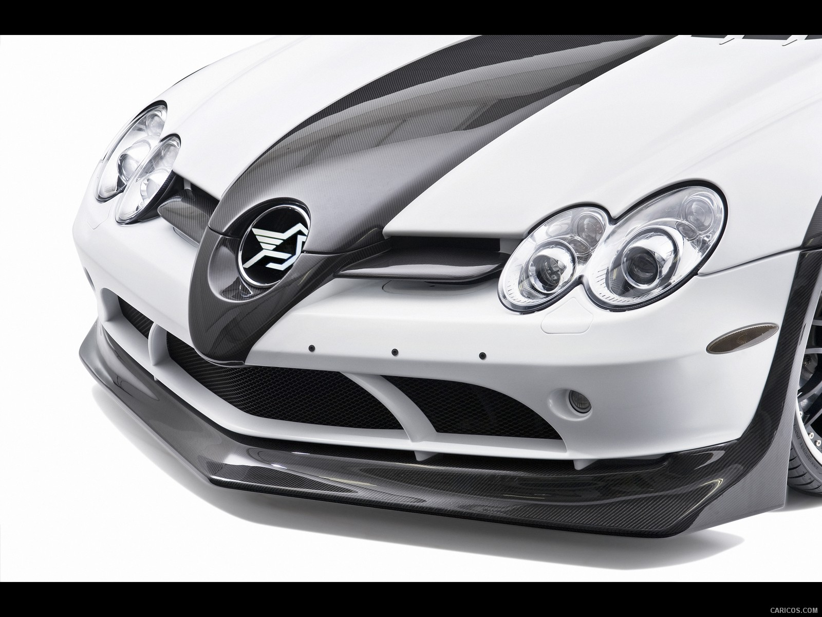 Hamann Mercedes-Benz SLR Volcano photo 132552