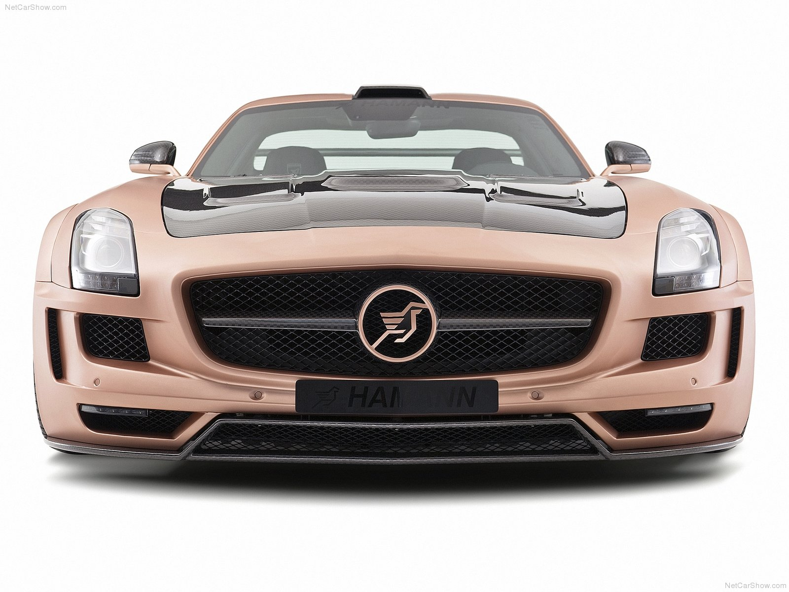 Hamann Mercedes-Benz SLS Hawk photo 79336
