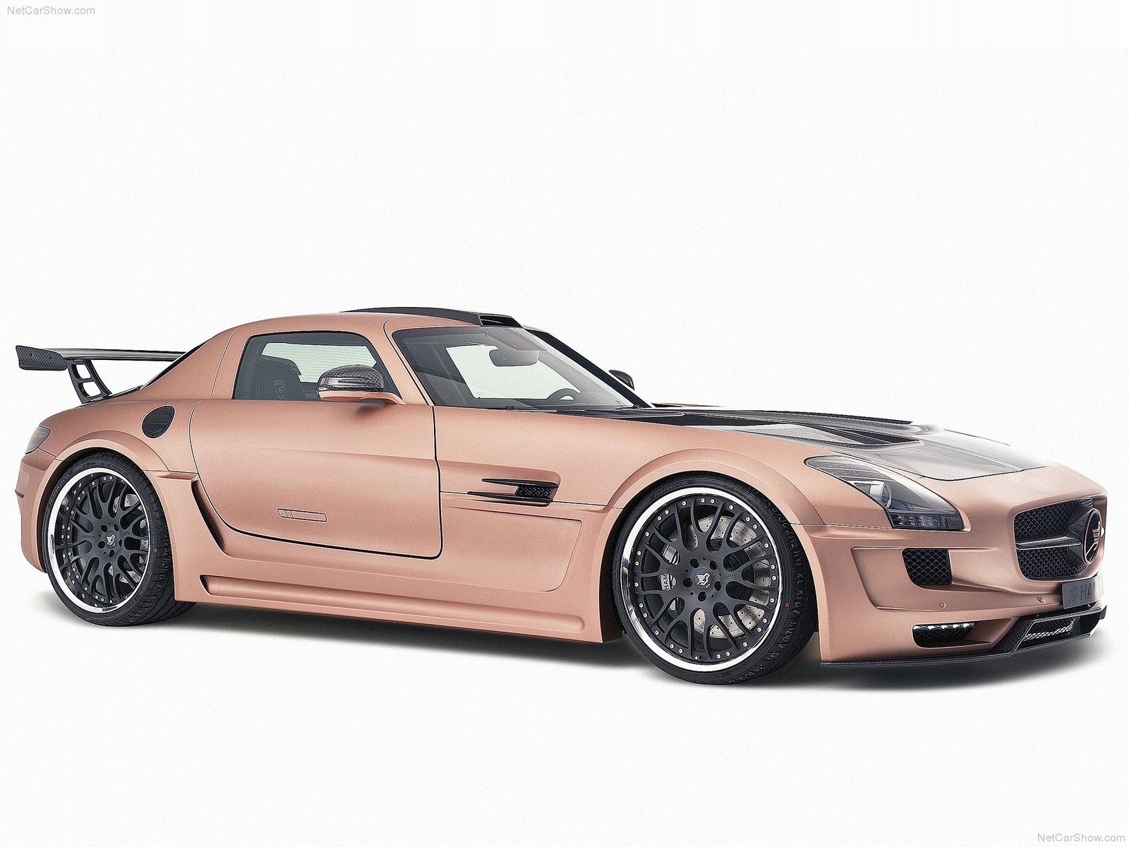 Hamann Mercedes-Benz SLS Hawk photo 79341