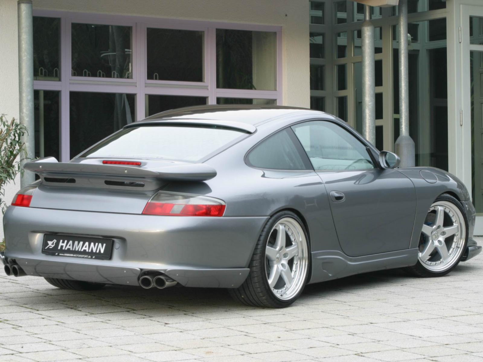 Hamann Porsche 911 Carrera photo 13791
