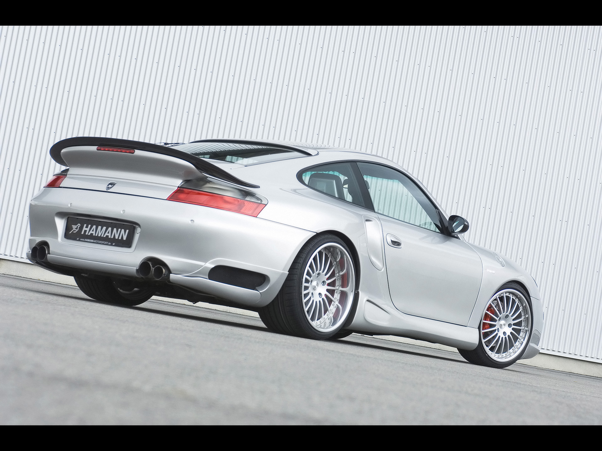 Hamann Porsche 911 Carrera photo 34978