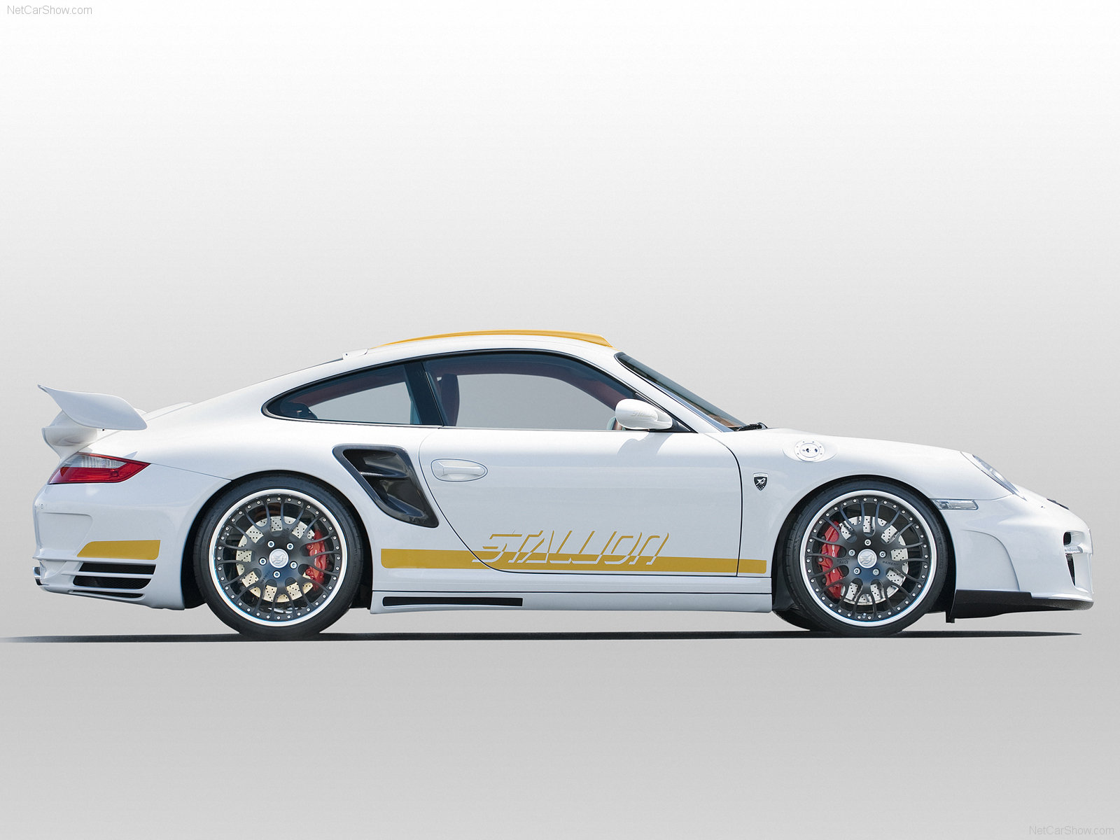 Hamann Porsche 911 Turbo Stallion photo 55809