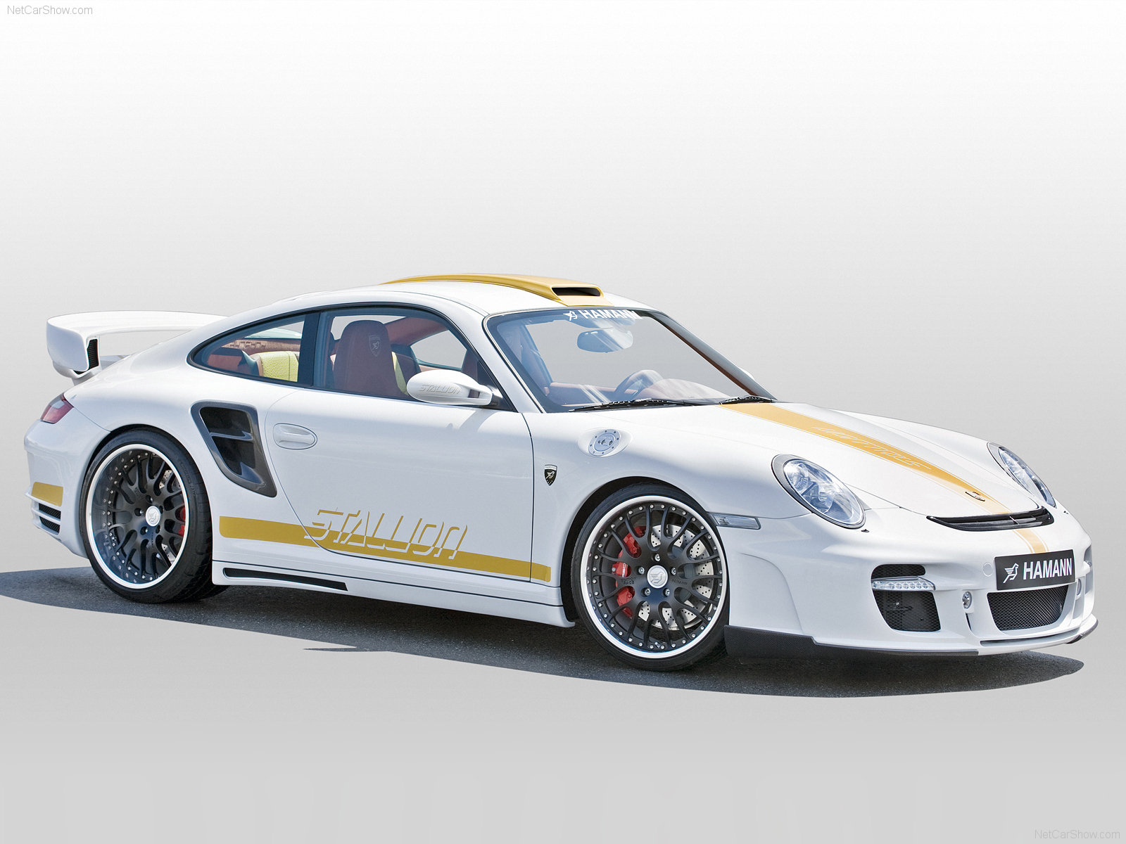Hamann Porsche 911 Turbo Stallion photo 55810