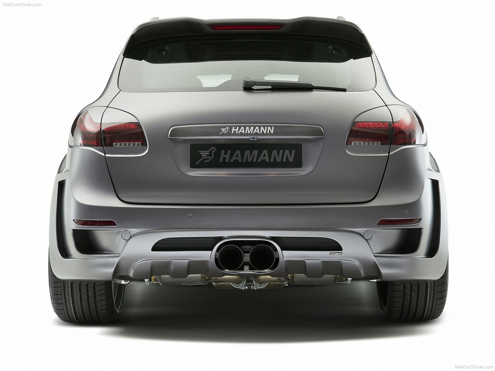 Hamann Porsche Cayenne Guardian photo 79327