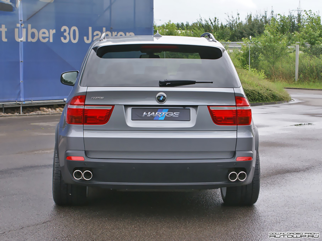 Hartge X5 (E70) photo 63234