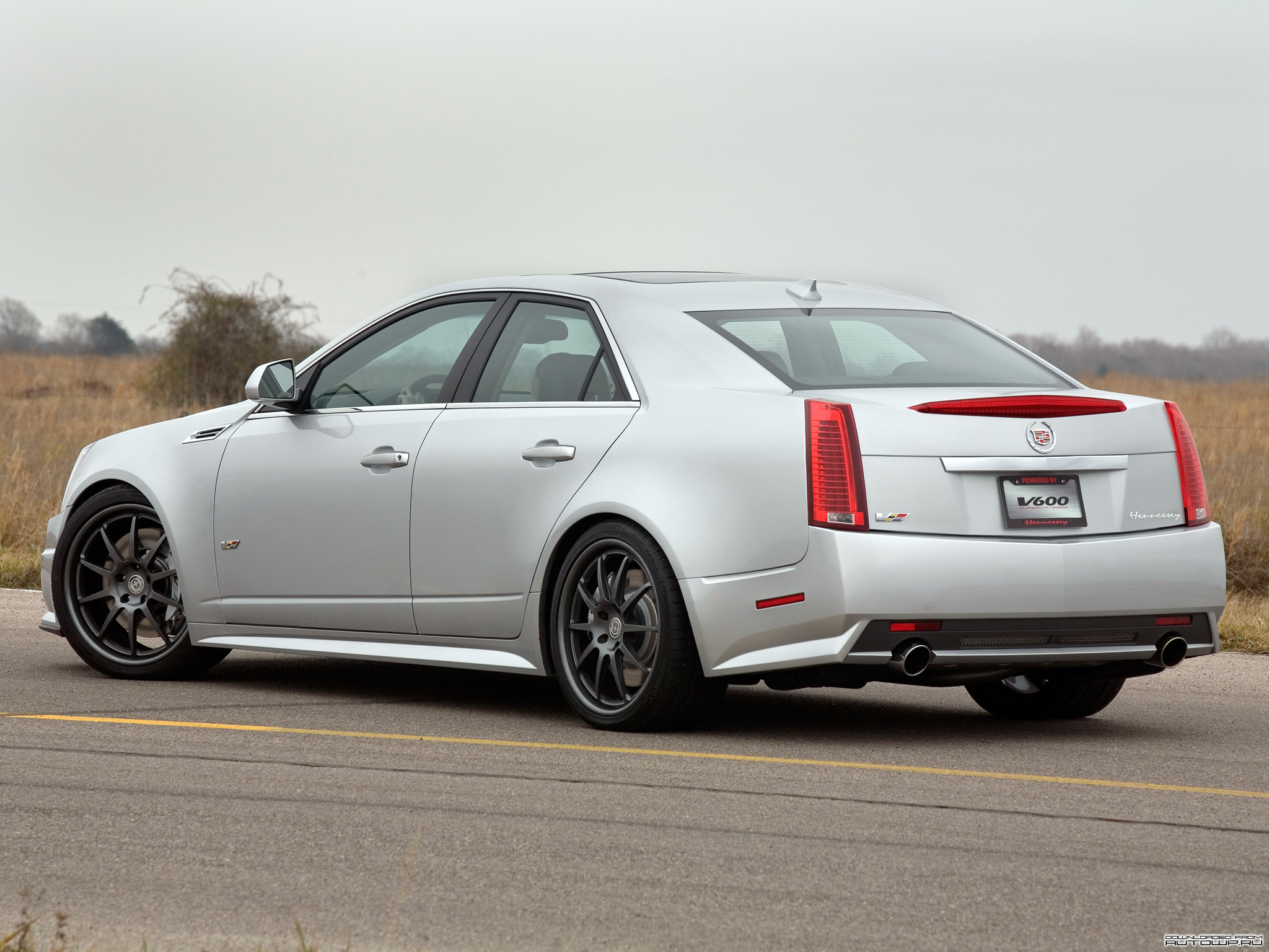 Hennessey Cadillac CTS-V photo 76919