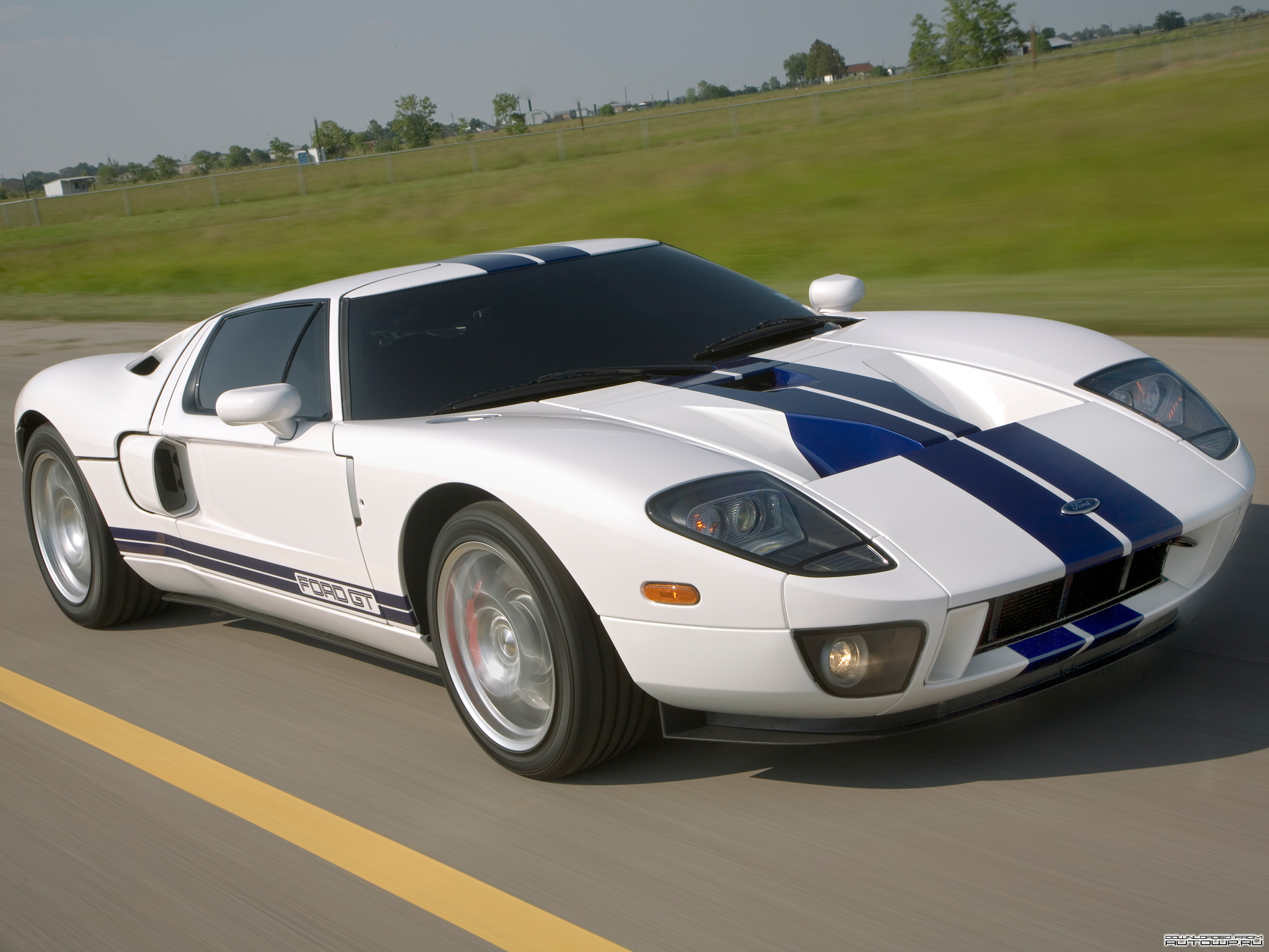 Hennessey Ford GT photo 76937