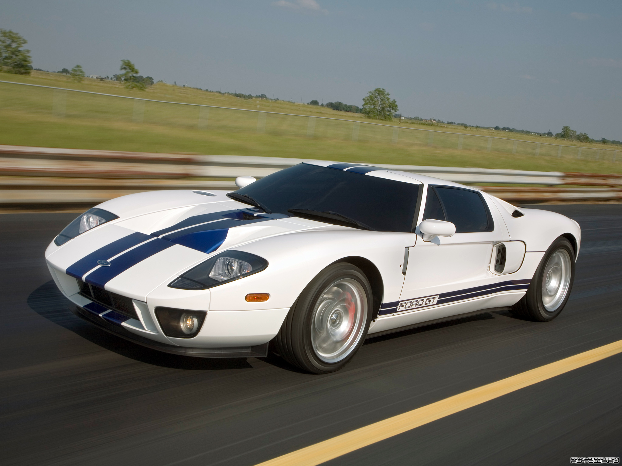 Hennessey Ford Gt Photo