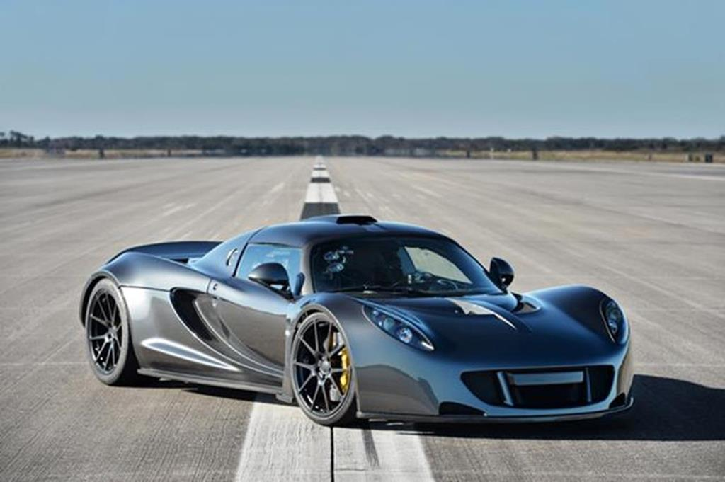 Hennessey Venom GT photo 127630