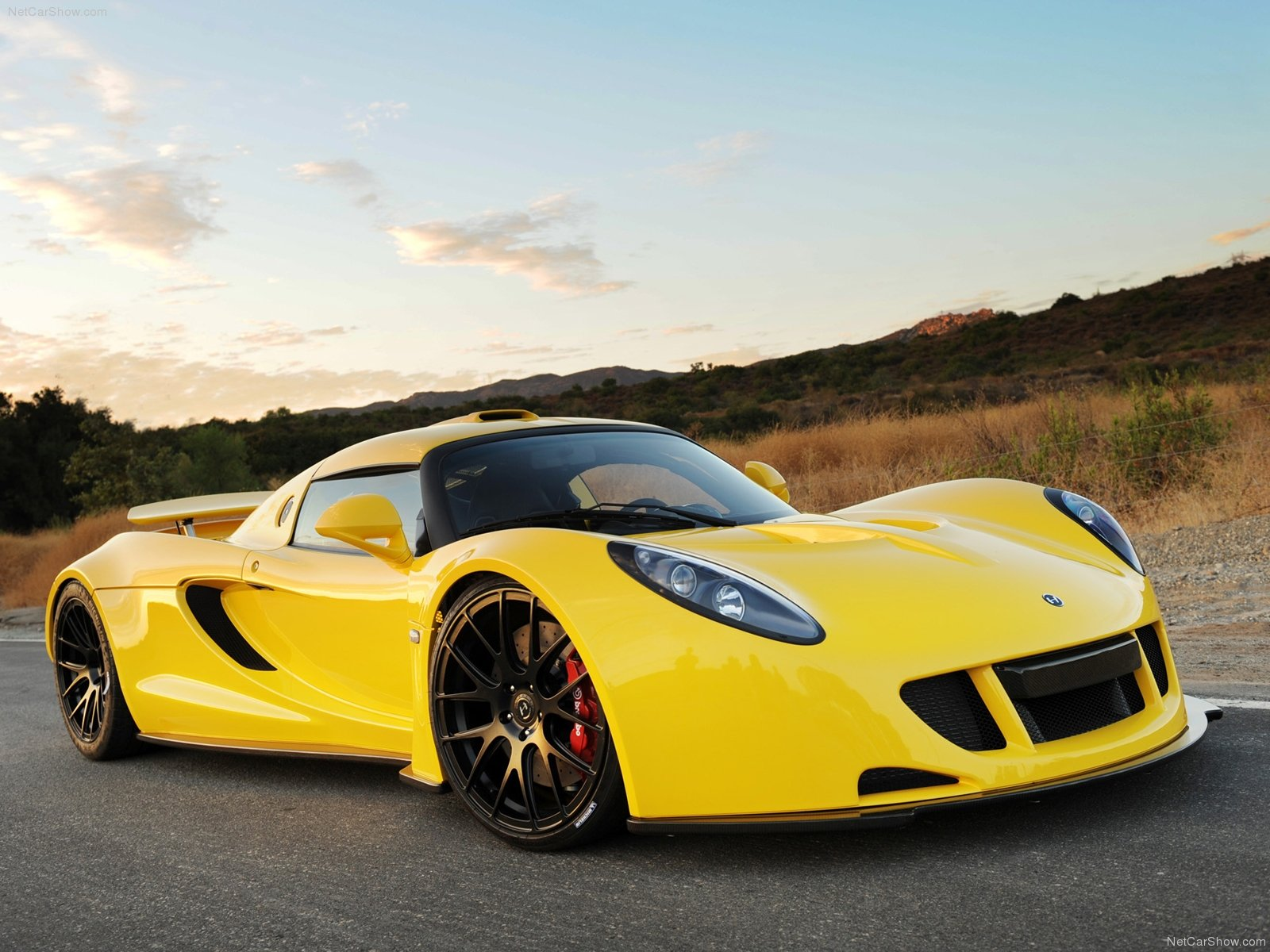 Hennessey Venom GT photo 84533