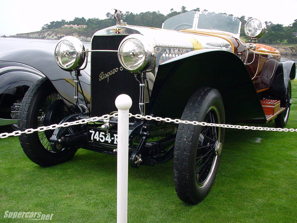 Hispano Suiza H6B photo 28807