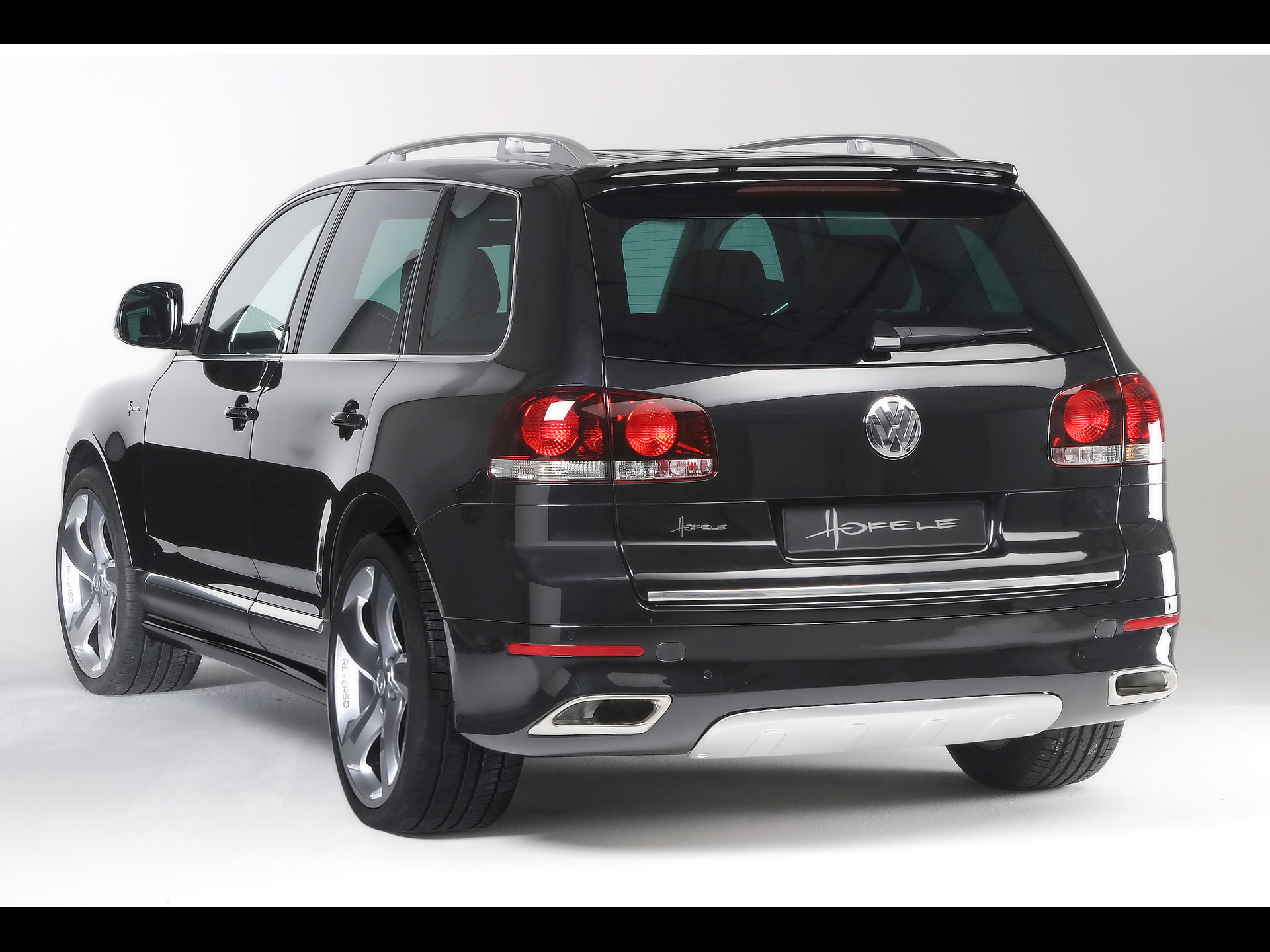 Hofele Design Volkswagen Touareg photo 55709