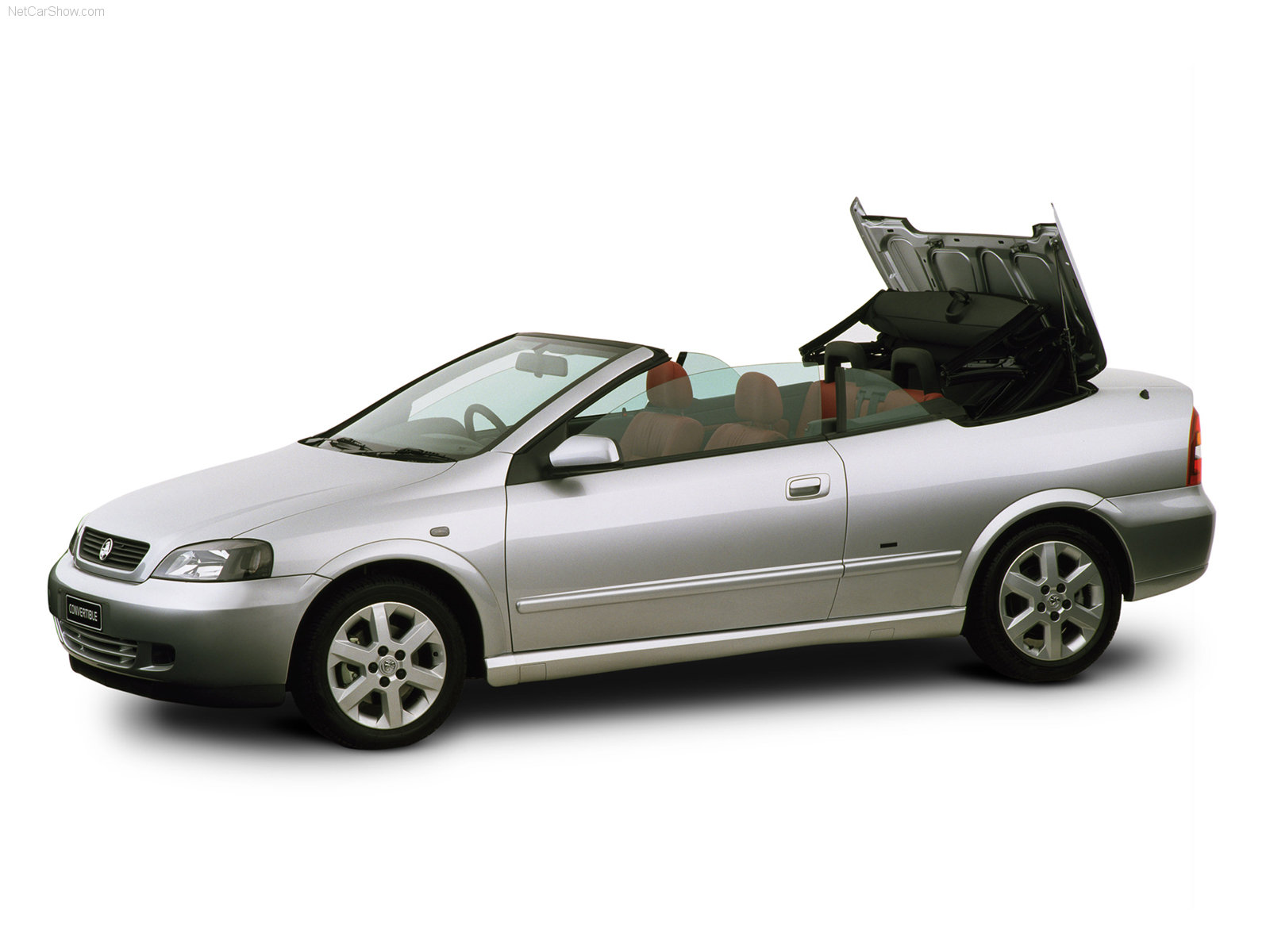 Holden Astra Convertible photo 36692