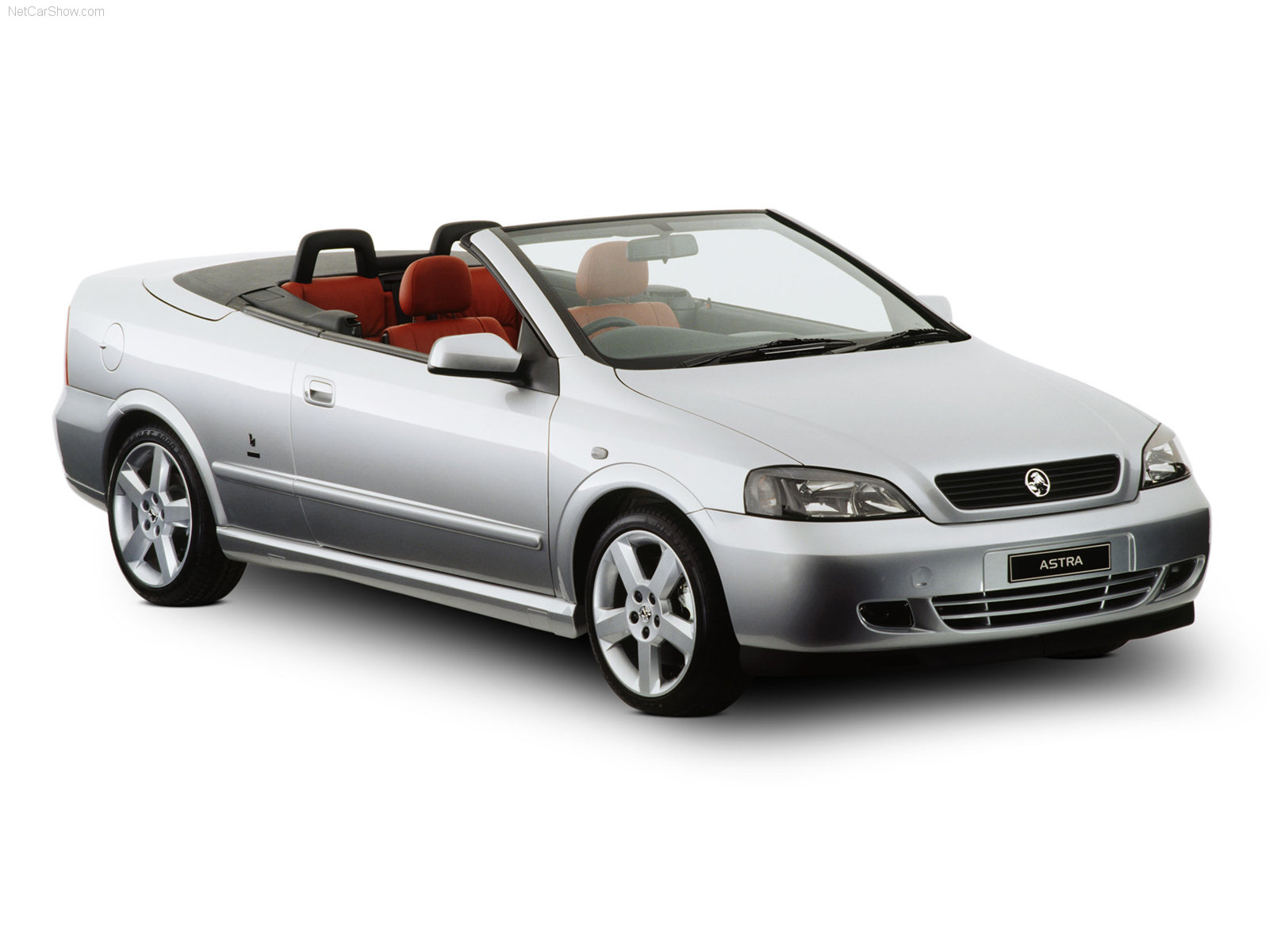 Holden Astra Convertible photo 36697