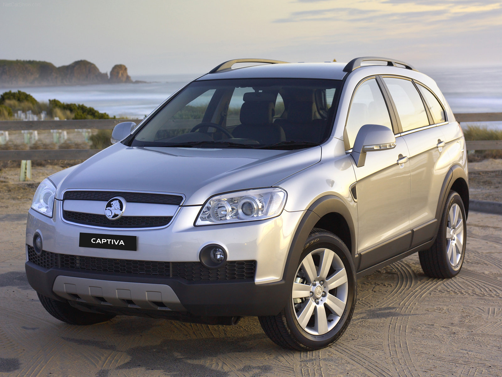 Holden Captiva photo 38905