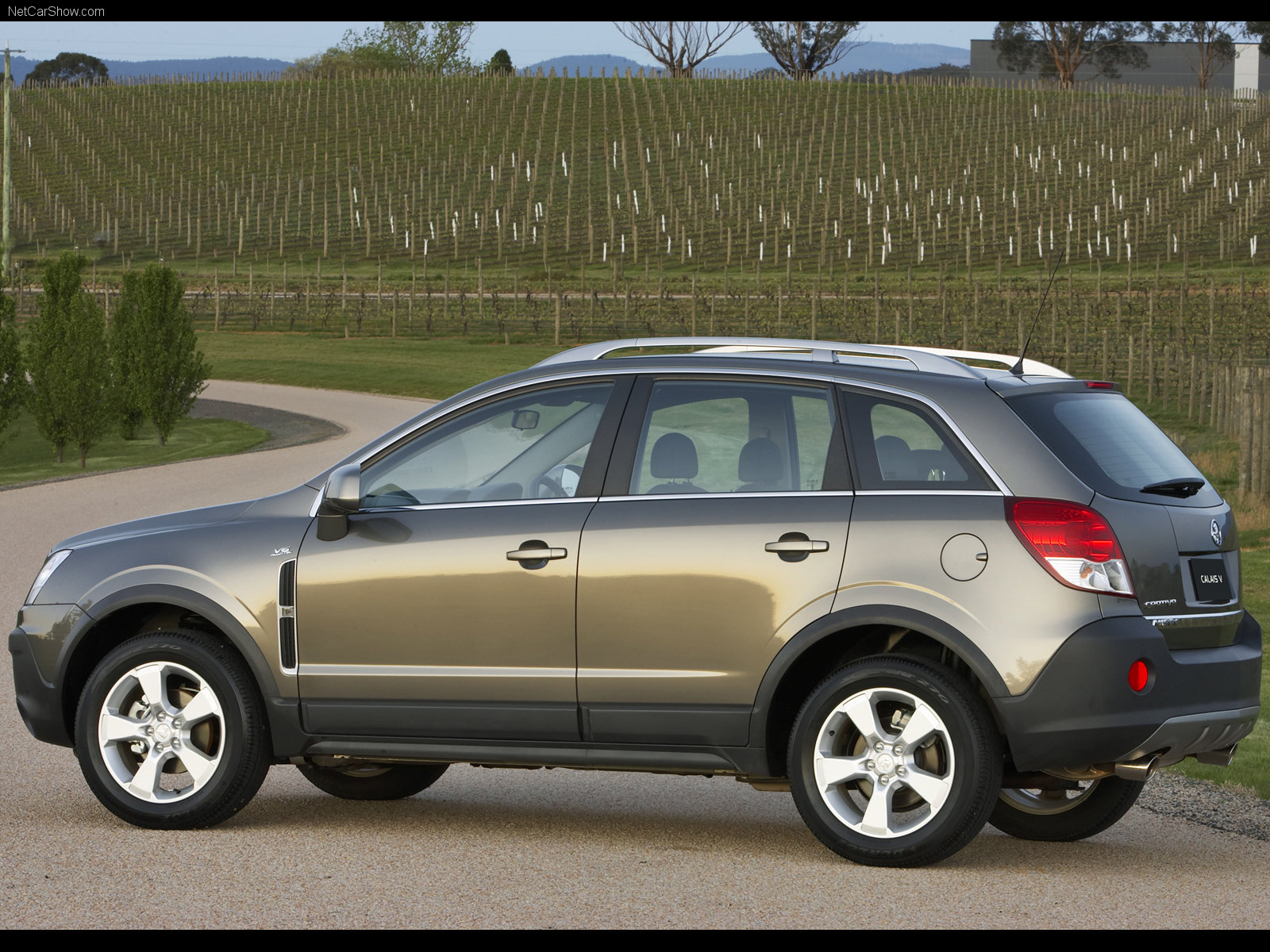 Holden Captiva photo 38913