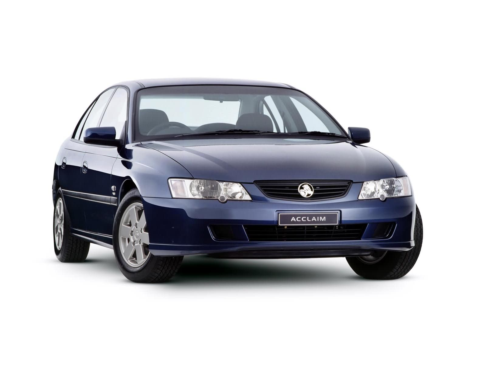 Holden Commodore Executive photo 3068