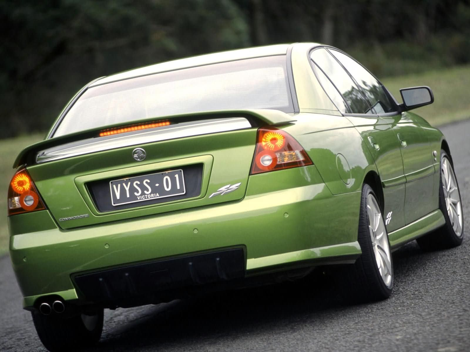 Holden Commodore SS VY photo 3083