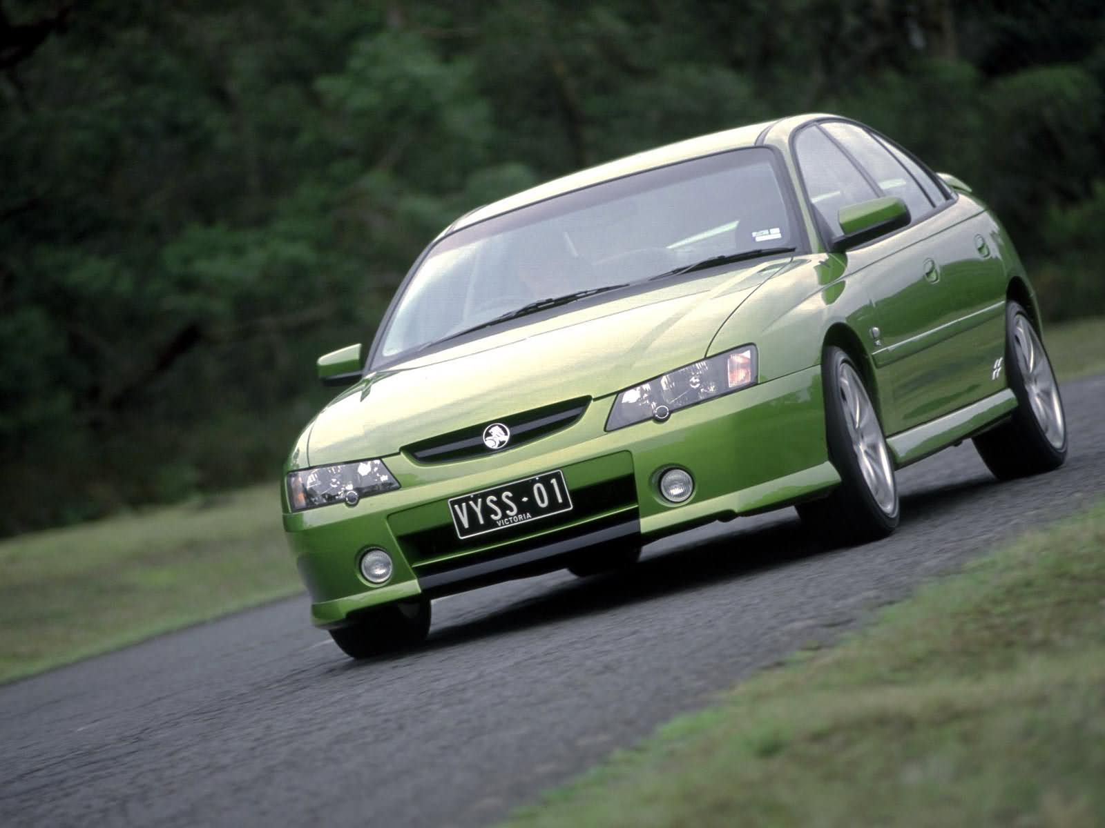 Holden Commodore SS VY photo 3084