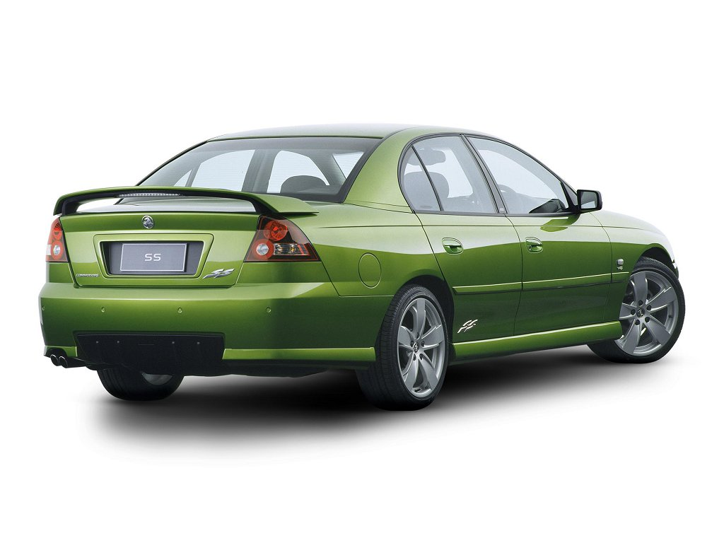 Holden Commodore SS VY photo 853