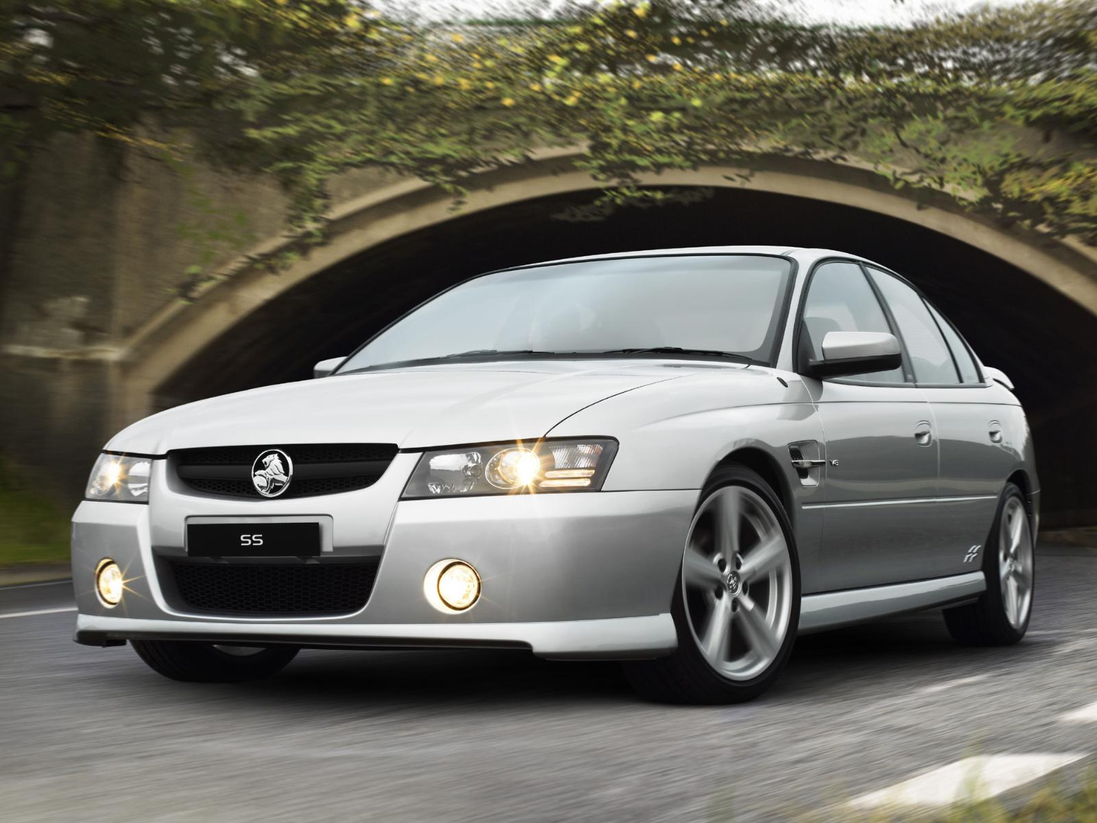 Holden Commodore SS VZ photo 14544