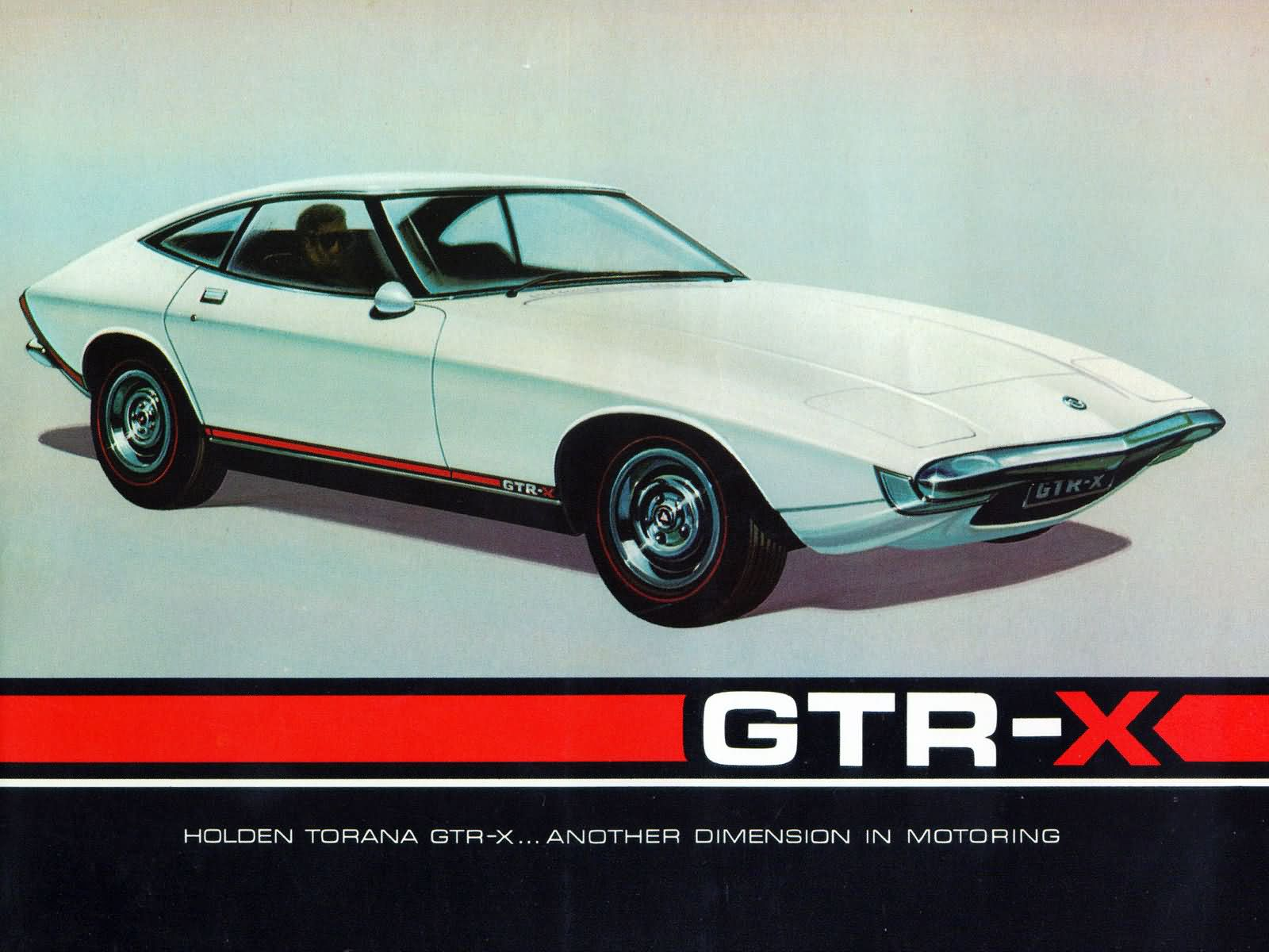Holden GTR-X photo 7091
