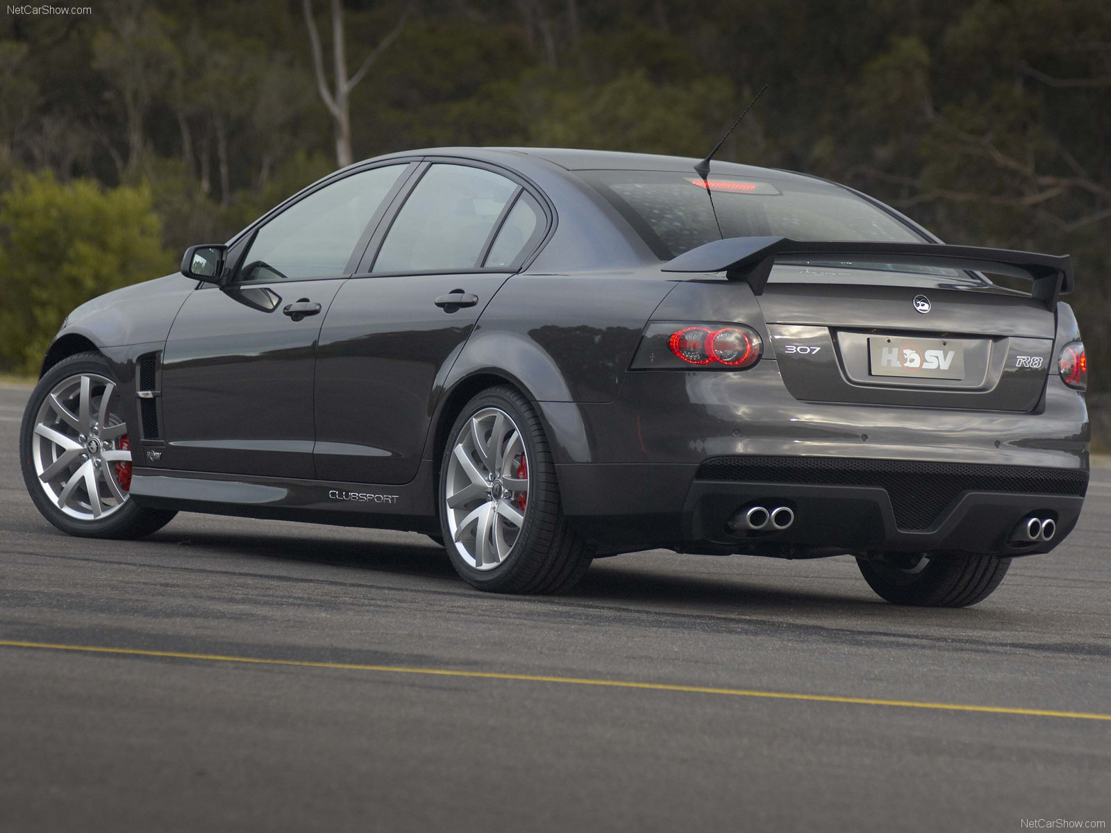 Holden HSV E Series Clubsport R8 photo 41341