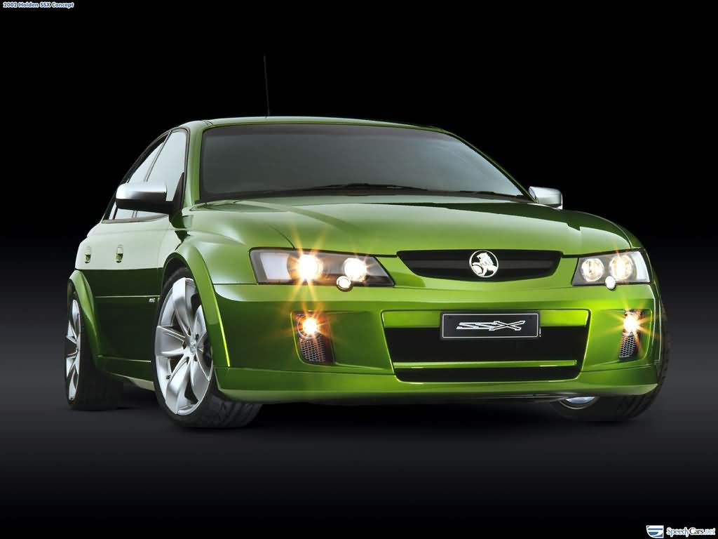 Holden SSX photo 3058
